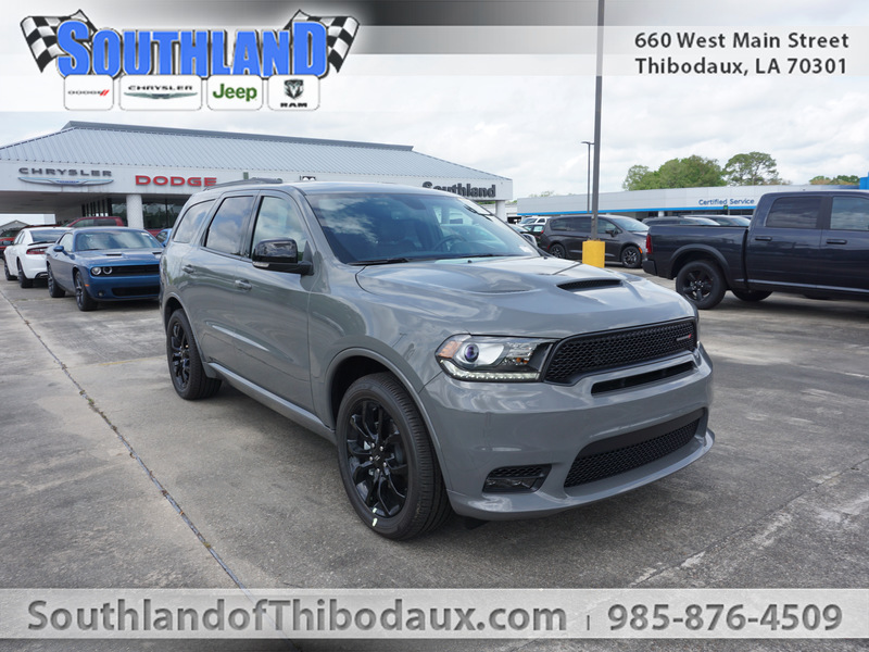 New 2020 DODGE Durango GT Plus RWD
