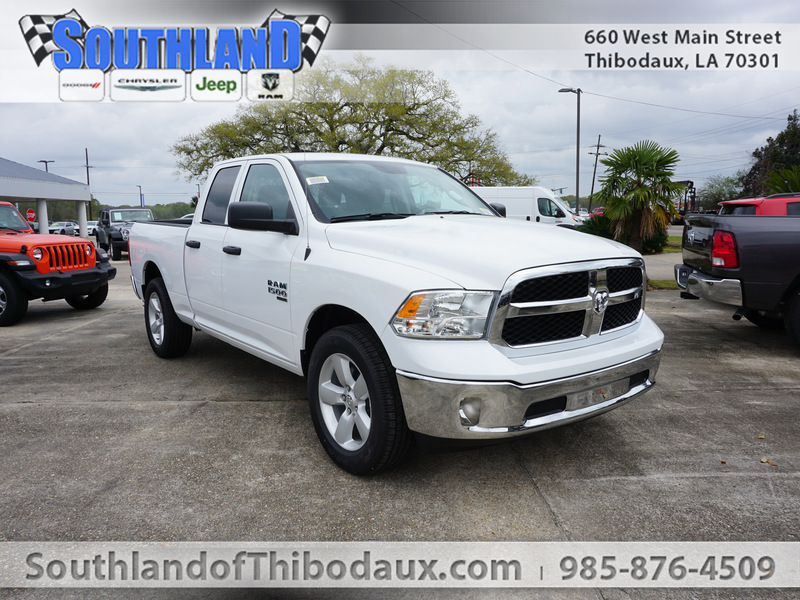 New 2020 RAM 1500 Classic Tradesman 2WD 6ft4 Box