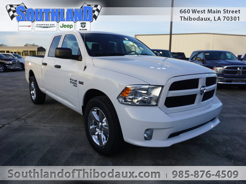 New 2019 RAM 1500 Classic Express 2WD 6ft4 Box Quad Cab in Thibodaux