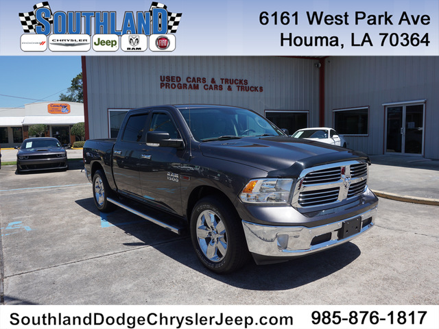 Pre-Owned 2016 Ram 1500 Big Horn 2WD 140WB