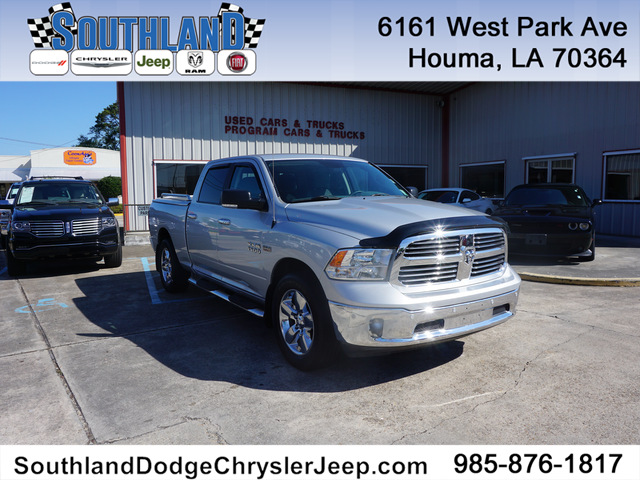 Certified Pre-Owned 2017 Ram 1500 Big Horn 2WD 6ft4 Box