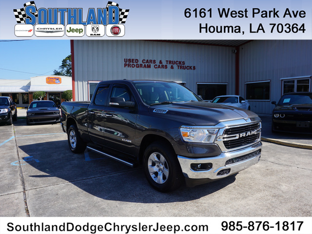 Certified Pre-Owned 2020 Ram 1500 Big Horn 2WD 6ft4 Box