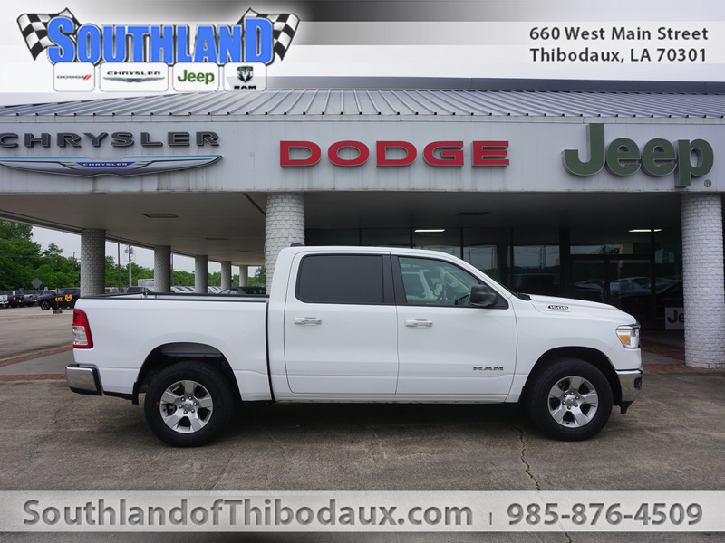 Pre-Owned 2019 Ram 1500 Big Horn 2WD 5ft7 Box