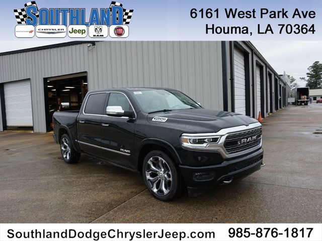 Pre-Owned 2020 Ram 1500 Limited 2WD 5ft7 Box