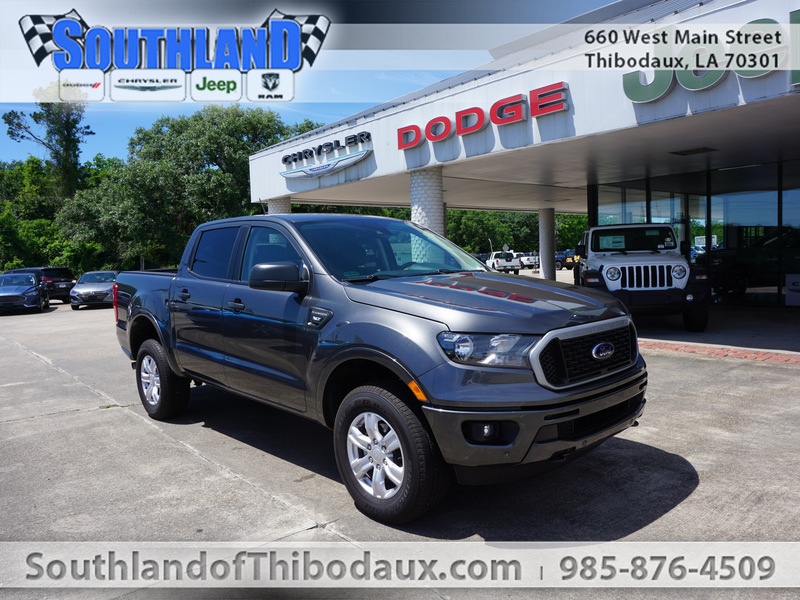 Pre-Owned 2019 Ford Ranger XLT 2WD 5ft Box