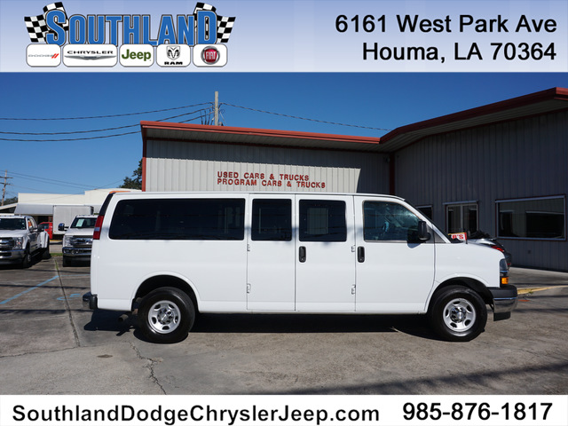 Pre-Owned 2019 Chevrolet Express 3500 LT RWD 155WB