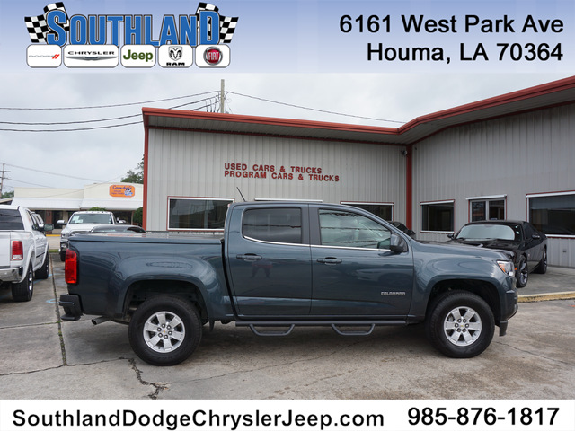 Pre-Owned 2019 Chevrolet Colorado Work Truck 2WD 128WB