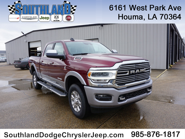 Pre-Owned 2020 Ram 2500 Laramie 4WD 6ft4 Box