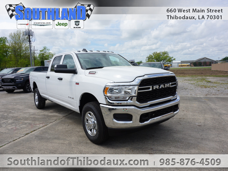 New 2020 RAM 2500 Tradesman 4WD 8ft Box