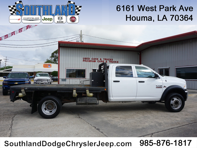 Pre-Owned 2016 Ram 4500 Tradesman 4WD 197WB